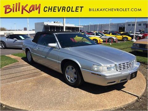 2001 Cadillac Eldorado for sale in Downers Grove, IL