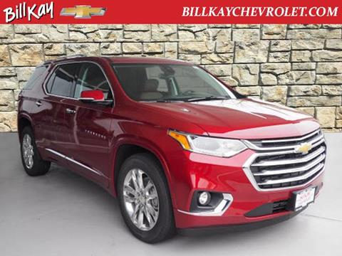2018 Chevrolet Traverse for sale in Downers Grove, IL