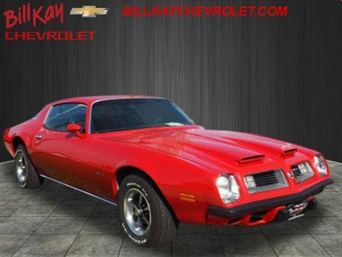 1975 Pontiac Firebird for sale in Downers Grove, IL