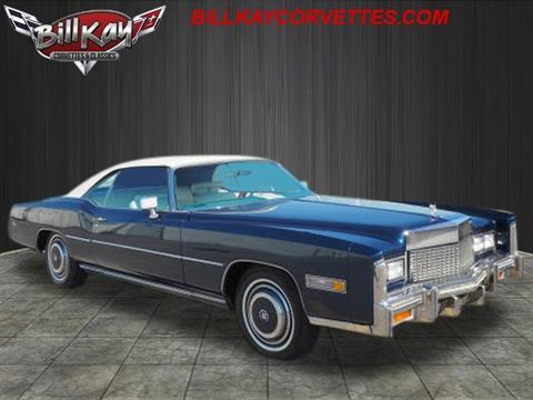 1976 Cadillac Eldorado For Sale Carsforsale Com