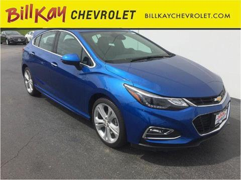 2017 Chevrolet Cruze for sale at Bill Kay Corvette's and Classic's in Downers Grove IL