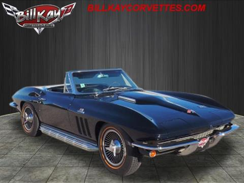 1966 Chevrolet Corvette for sale at Bill Kay Corvette's and Classic's in Downers Grove IL