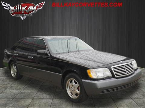 1993 Mercedes-Benz 300-Class for sale at Bill Kay Corvette's and Classic's in Downers Grove IL