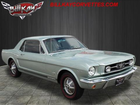 1965 Ford Mustang for sale at Bill Kay Corvette's and Classic's in Downers Grove IL