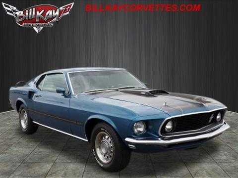 1969 Ford Mustang for sale in Lisle, IL