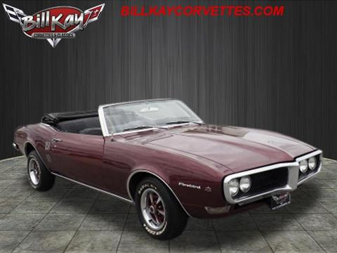 1968 Pontiac Firebird for sale in Downers Grove, IL