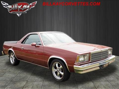 Used 1979 Chevrolet El Camino For Sale In Yakima Wa Carsforsale