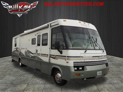 1999 Ford Motorhome Chassis for sale at Bill Kay Corvette's and Classic's in Downers Grove IL