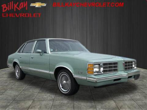 1978 Pontiac Grand Le Mans for sale at Bill Kay Corvette's and Classic's in Downers Grove IL