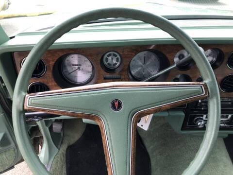 1978 Pontiac Grand Le Mans