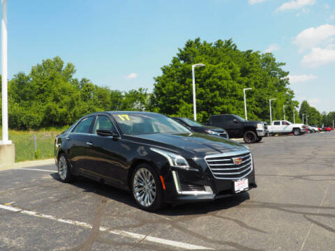 2017 Cadillac CTS for sale at Bill Kay Corvette's and Classic's in Downers Grove IL