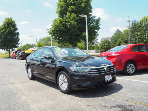 2019 Volkswagen Jetta for sale at Bill Kay Corvette's and Classic's in Downers Grove IL