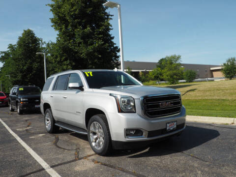 2017 GMC Yukon for sale at Bill Kay Corvette's and Classic's in Downers Grove IL