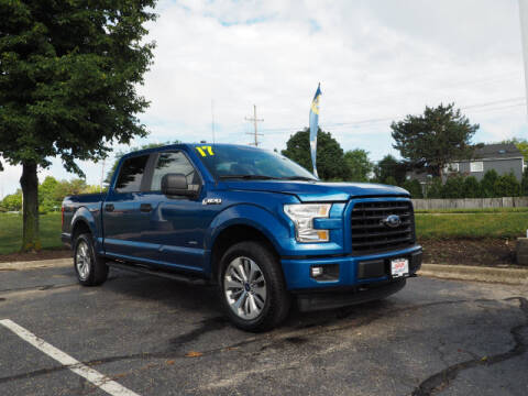 2017 Ford F-150 for sale at Bill Kay Corvette's and Classic's in Downers Grove IL