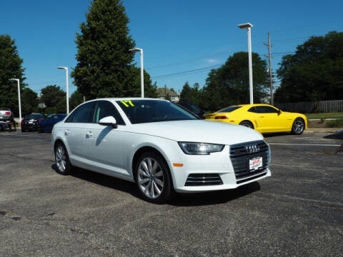 2017 Audi A4 for sale at Bill Kay Corvette's and Classic's in Downers Grove IL