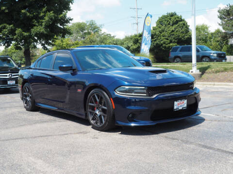 2017 Dodge Charger for sale at Bill Kay Corvette's and Classic's in Downers Grove IL