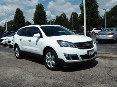 2017 Chevrolet Traverse for sale at Bill Kay Corvette's and Classic's in Downers Grove IL