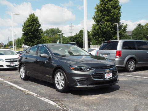 2018 Chevrolet Malibu for sale at Bill Kay Corvette's and Classic's in Downers Grove IL
