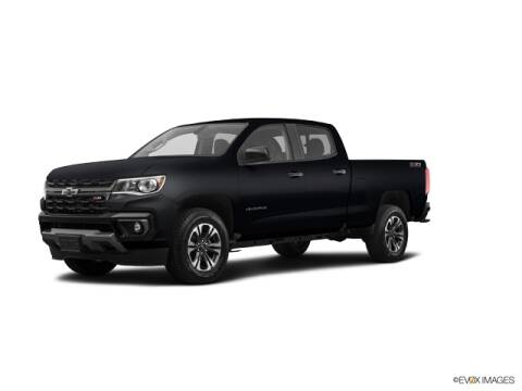 2021 Chevrolet Colorado for sale at Bill Kay Corvette's and Classic's in Downers Grove IL