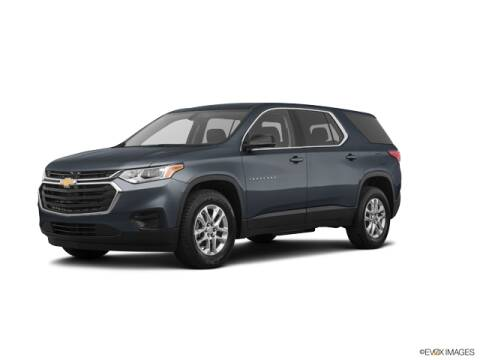 2020 Chevrolet Traverse for sale at Bill Kay Corvette's and Classic's in Downers Grove IL
