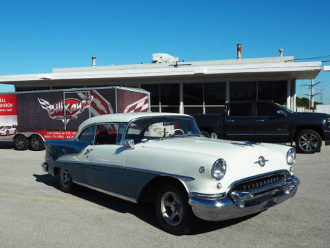 1955 Oldsmobile Eighty-Eight for sale at Bill Kay Corvette's and Classic's in Downers Grove IL