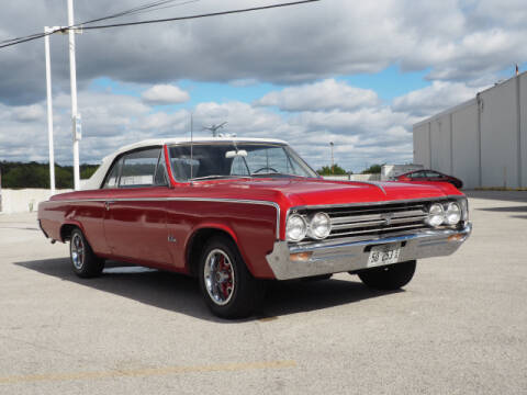 1964 Oldsmobile Cutlass for sale at Bill Kay Corvette's and Classic's in Downers Grove IL