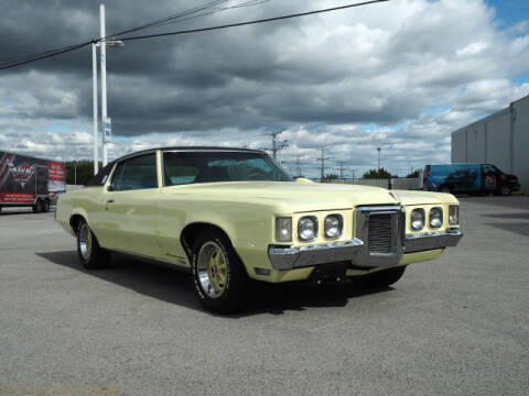 1969 Pontiac Grand Prix for sale at Bill Kay Corvette's and Classic's in Downers Grove IL