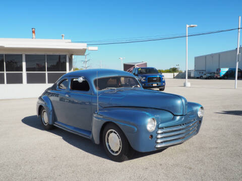 1947 Ford Deluxe for sale at Bill Kay Corvette's and Classic's in Downers Grove IL