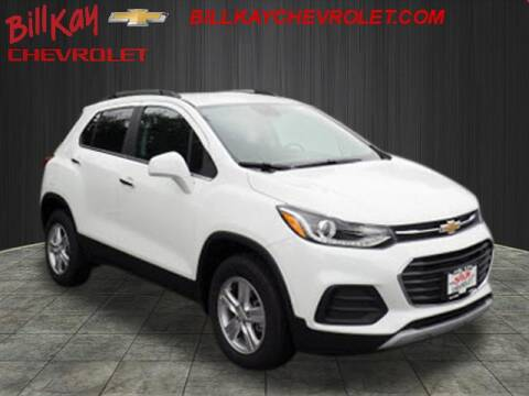 2020 Chevrolet Trax for sale at Bill Kay Corvette's and Classic's in Downers Grove IL
