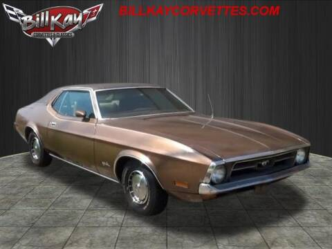1971 Ford Mustang for sale at Bill Kay Corvette's and Classic's in Downers Grove IL