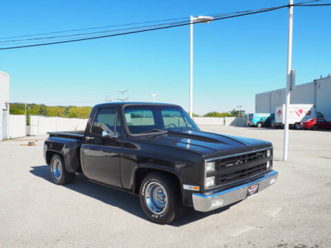 1982 Chevrolet C/K 10 Series for sale at Bill Kay Corvette's and Classic's in Downers Grove IL