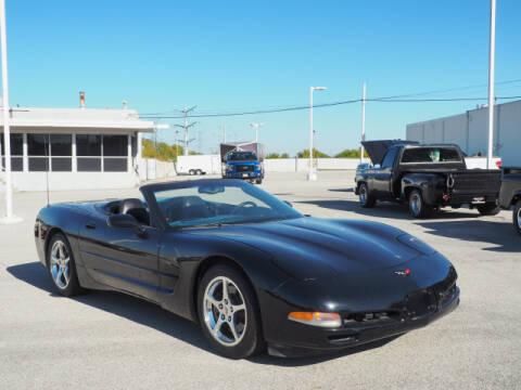 2004 Chevrolet Corvette for sale at Bill Kay Corvette's and Classic's in Downers Grove IL