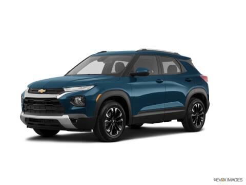 2021 Chevrolet TrailBlazer for sale at Bill Kay Corvette's and Classic's in Downers Grove IL