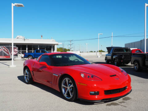 2012 Chevrolet Corvette for sale at Bill Kay Corvette's and Classic's in Downers Grove IL