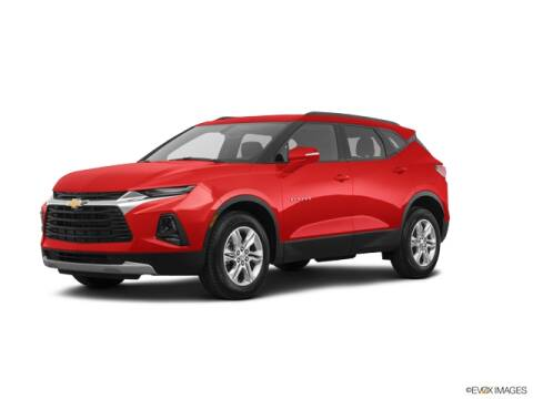 2021 Chevrolet Blazer for sale at Bill Kay Corvette's and Classic's in Downers Grove IL