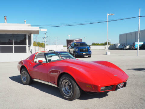1977 Chevrolet Corvette for sale at Bill Kay Corvette's and Classic's in Downers Grove IL