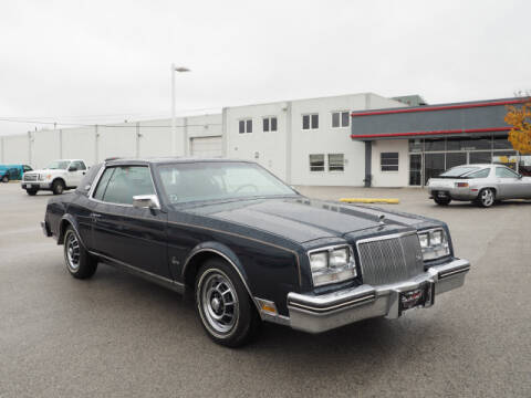 1980 Buick Riviera for sale at Bill Kay Corvette's and Classic's in Downers Grove IL