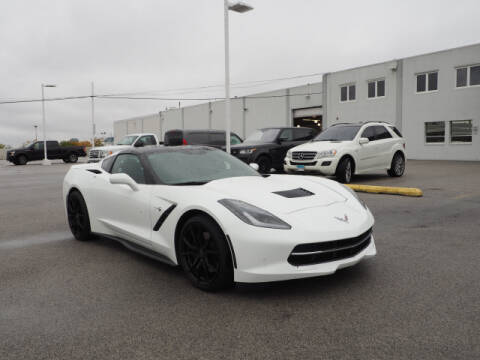 2015 Chevrolet Corvette for sale at Bill Kay Corvette's and Classic's in Downers Grove IL