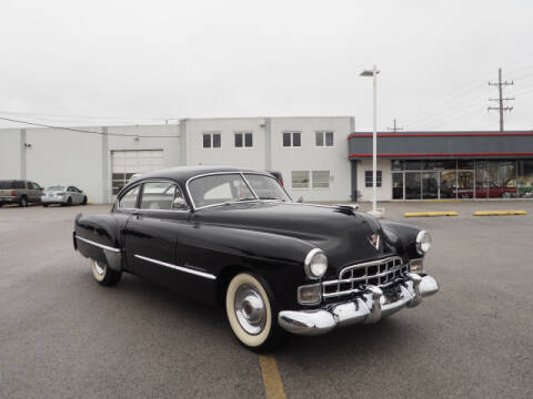 1948 Cadillac 2 door for sale at Bill Kay Corvette's and Classic's in Downers Grove IL