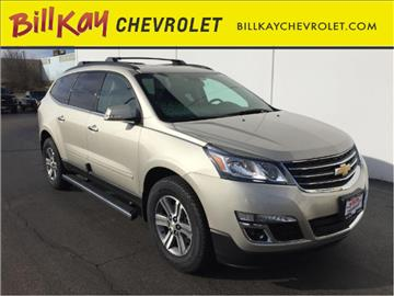 2017 Chevrolet Traverse for sale in Downers Grove, IL