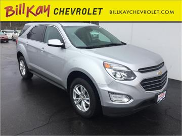 2017 Chevrolet Equinox for sale in Downers Grove, IL