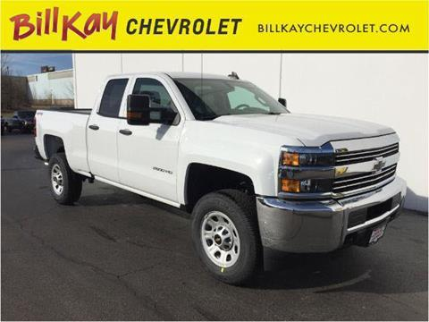 2017 Chevrolet Silverado 2500HD for sale in Downers Grove, IL