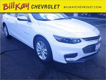 2017 Chevrolet Malibu for sale in Downers Grove, IL