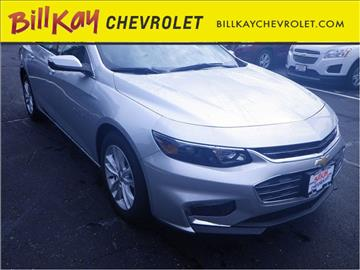 2017 Chevrolet Malibu for sale in Downers Grove, IL