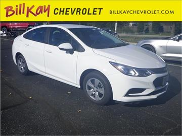 2017 Chevrolet Cruze for sale in Downers Grove, IL