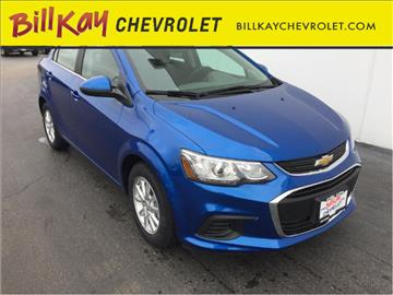 2017 Chevrolet Sonic for sale in Downers Grove, IL