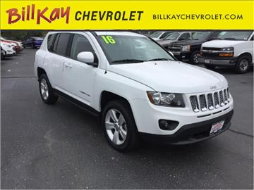 2016 Jeep Compass for sale in Downers Grove, IL