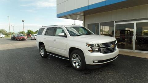 2017 Chevrolet Tahoe for sale in Chanute, KS