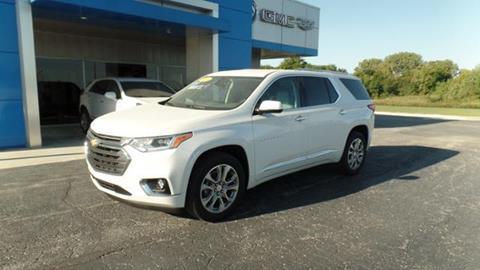 2018 Chevrolet Traverse for sale in Chanute, KS