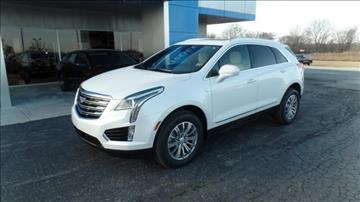 2017 Cadillac XT5 for sale in Chanute, KS